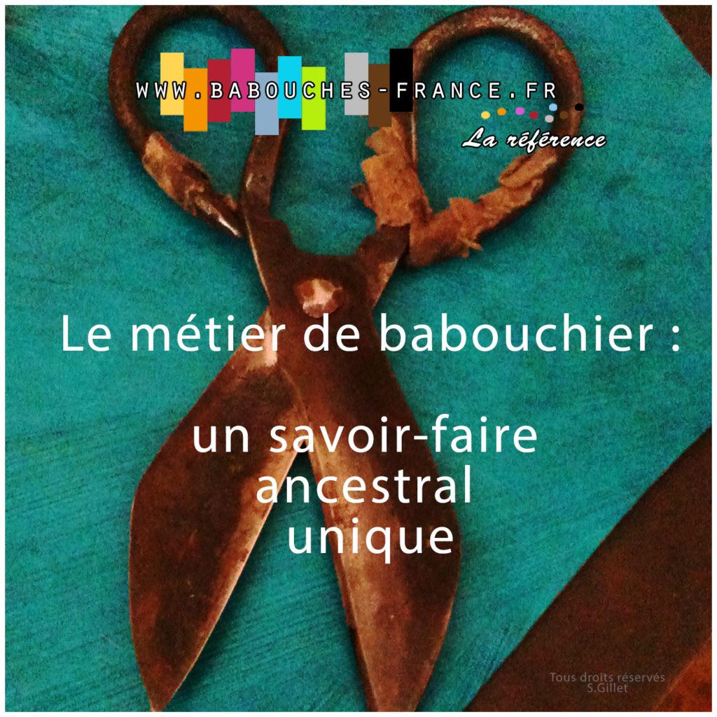 artisanat babouche